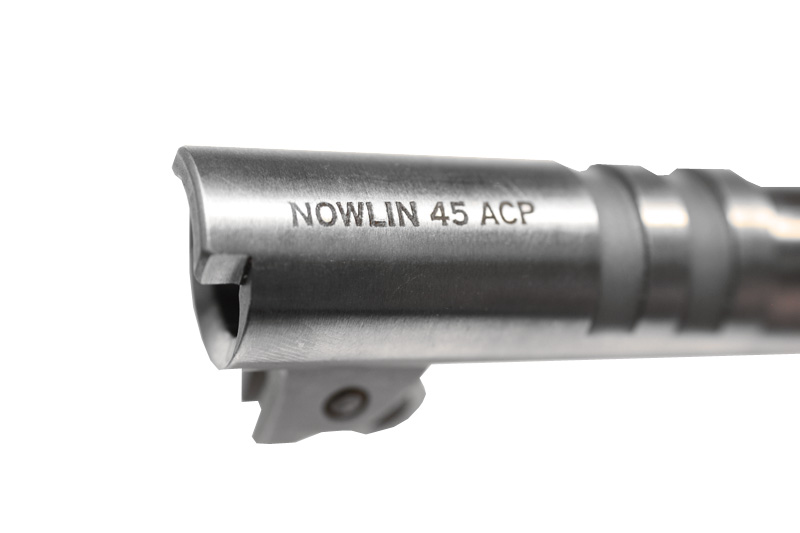 Bull barrel acp gov nowlin arms manufacturer