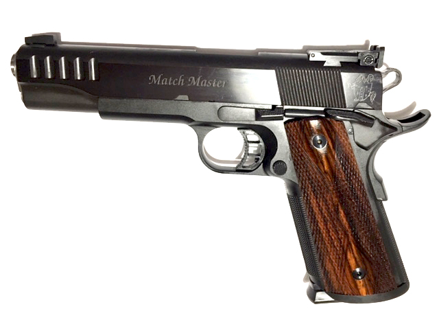 """The """"Match Master"""" Pistol – Nowlin Arms Manufacturer Professional ..."""